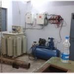 Variac, Compressor, Brazing Arrangement & Rectifier
